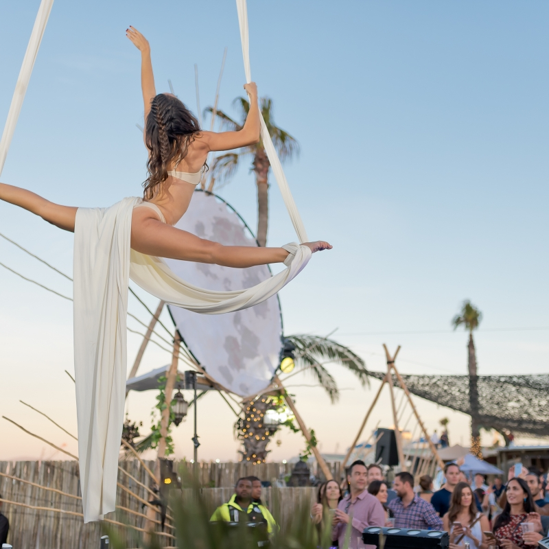Ibiza Aerial Artists