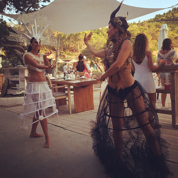 Ibiza Wedding Entertainment