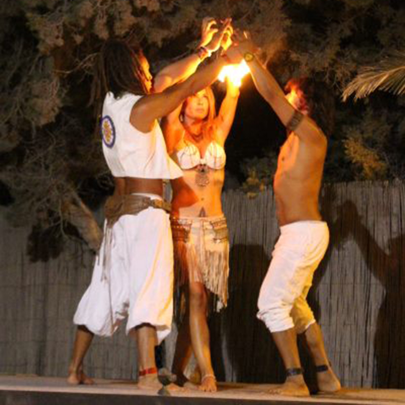 Ibiza dance artists performers for events